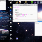 Screenshot Arch Linux